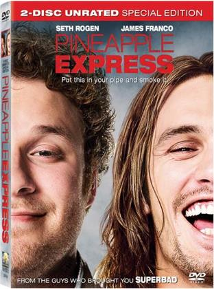 Pineapple Express (2008) (Unrated, 2 DVDs)