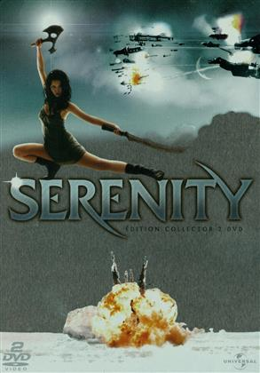 Serenity (2005) (Collector's Edition, Edizione Limitata, Steelbook, 2 DVD)