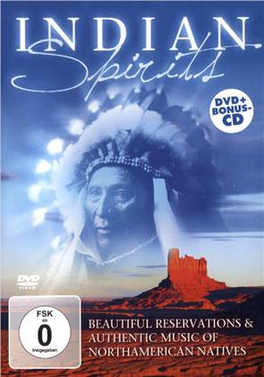 Various Artists - Indian Spirit (DVD + CD)