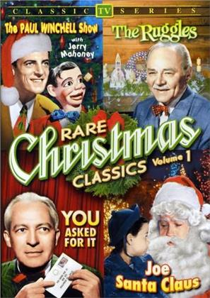 Rare Christmas TV Classics - Vol. 1