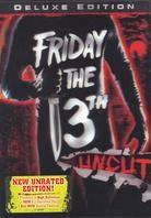 Friday the 13th (1980) (Deluxe Edition, Unrated)