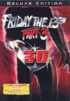 Friday the 13th - Part 3 (1982) (Deluxe Edition)