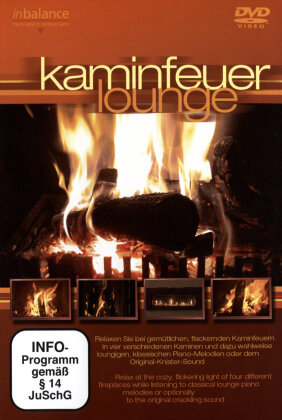 Kaminfeuer Lounge