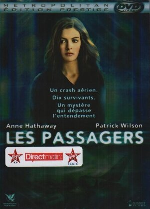 Les passagers (2008) (Deluxe Edition)