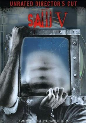 Saw 5 (2008) (Director's Cut, Unrated)