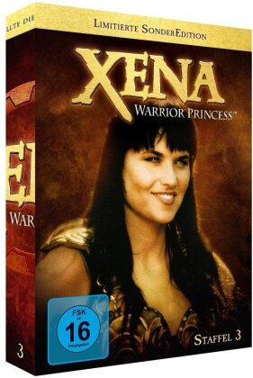 Xena - Warrior Princess - Staffel 3 (Limitierte Sonderedition, 6 DVDs)