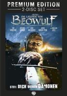 Die Legende von Beowulf (2007) (Director's Cut, Premium Edition, 2 DVDs)
