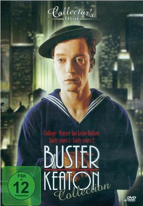 Buster Keaton (Collector's Edition, Steelbook, 2 DVDs)