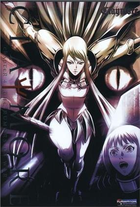Claymore - Season 1 - Vol. 4: The Rumors of War (Uncut)