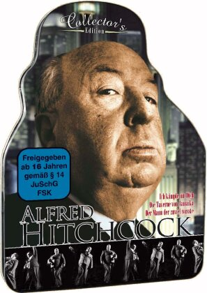 Hitchcock Collection (Collector's Edition, Steelbook, 2 DVDs)