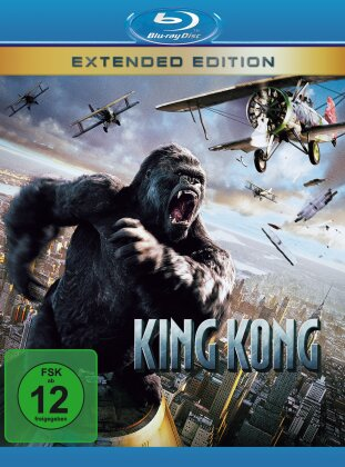 King Kong (2005) (Extended Edition, Kinoversion)