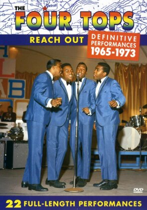 Four Tops - Reach Out - Definitive Performances 1965 - 1973