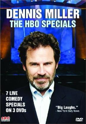 Dennis Miller - The HBO Specials (Collector's Edition, 3 DVDs)