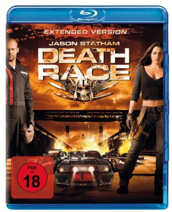 Death Race (2008) (Extended Edition)