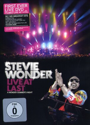 Wonder Stevie - Live At Last
