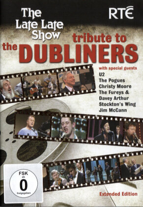 Various Artists - The Late Late Show tribute to the Dubliners