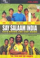 Say Salaam India - Let's bring the cup home