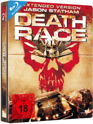 Death Race (2008) (Limited Extended Edition, Steelbook)