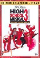 High School Musical 3 (2008) (Collector's Edition, 2 DVD)
