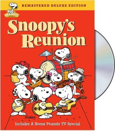 Peanuts - Snoopy's Reunion (Deluxe Edition, Remastered)
