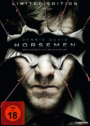 Horsemen (2009) (Limited Edition, Steelbook)