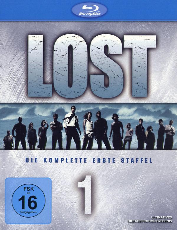 Lost - Staffel 1 (7 Blu-rays)