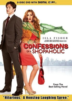Confessions of a Shopaholic (2009) (Deluxe Edition, DVD + Digital Copy)