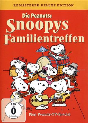 Die Peanuts - Snoopys Familientreffen (Deluxe Edition, Remastered)