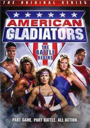American Gladiators: The Original Series - The Battle Begins (3 DVDs)