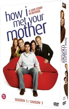 How I met your mother - Saison 1 (3 DVDs)