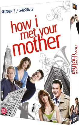 How I met your mother - Saison 2 (3 DVDs)