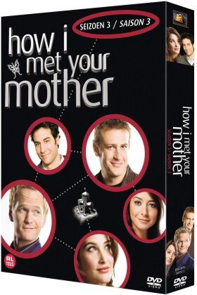 How I met your mother - Saison 3 (3 DVDs)