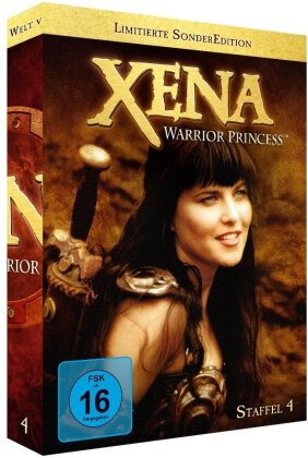 Xena - Warrior Princess - Staffel 4 (Limitierte Sonderedition, 6 DVDs)