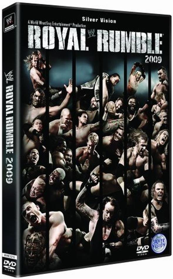 WWE Royal Rumble 2009 (Steelbook)