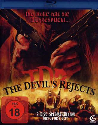 The devil's rejects (2005) (Director's Cut, 2 Blu-rays)