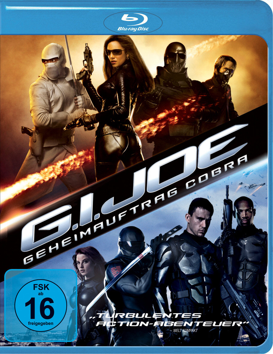 G.I. Joe -Geheimauftrag Cobra (2009)