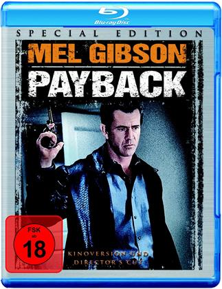 Payback - Zahltag (1999) (Director's Cut, Kinoversion, 2 Blu-rays)