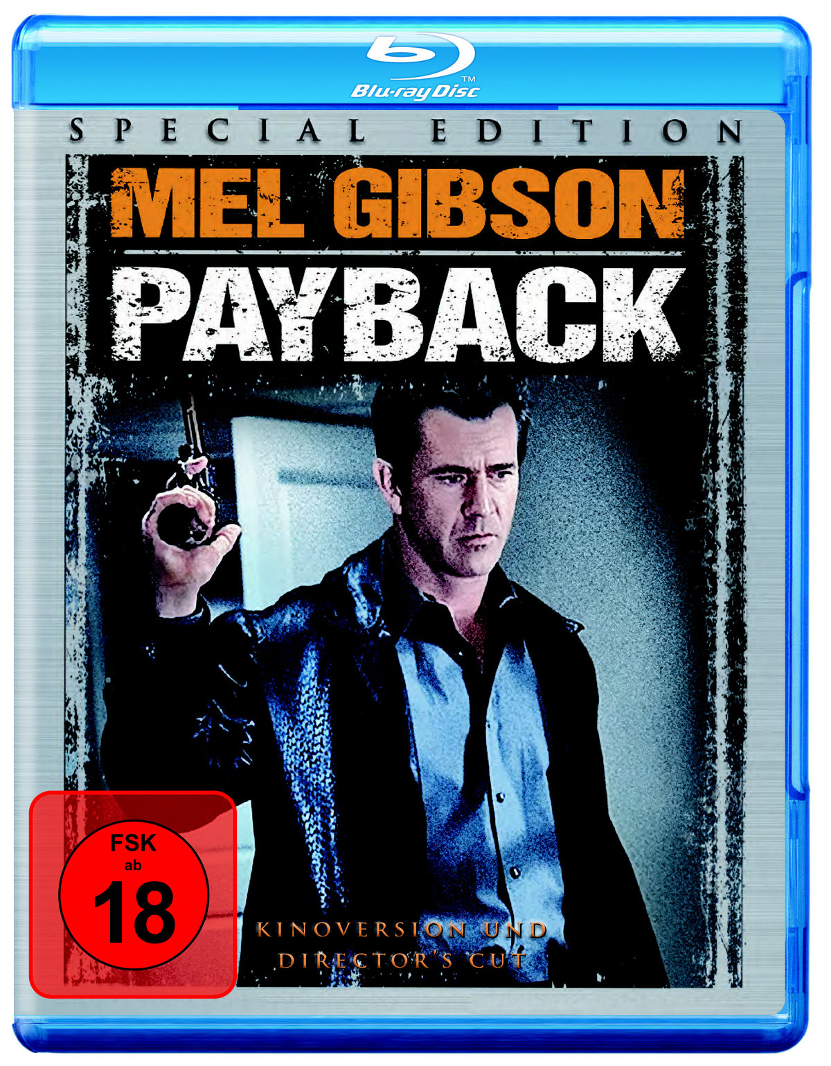 Payback (1999) - Zahltag (Director's Cut, Kinoversion, 2 Blu-rays)