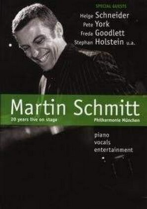 Schmitt Martin - 20 Years Live On Stage