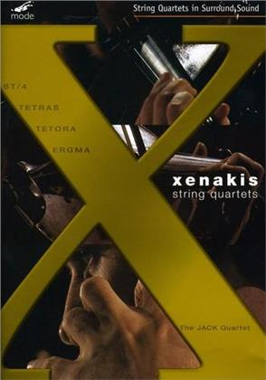 Various Artists - Xenakis - String Quartets
