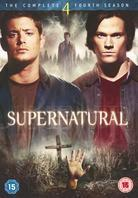 Supernatural - Season 4 (6 DVDs)