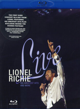 Richie Lionel - Live - His Greatest Hits and more