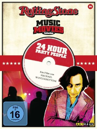 24 Hour Party People (2002) (Rolling Stone Music Movies Collection, Arthaus)