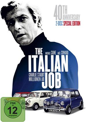 The Italian Job - Charlie staubt Millionen ab (1969) (2 DVDs)