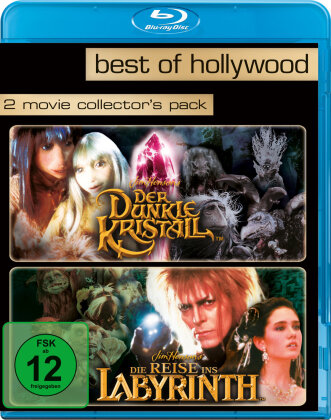 Der dunkle Kristall / Die Reise ins Labyrinth (Best of Hollywood, 2 Movie Collector's Pack)