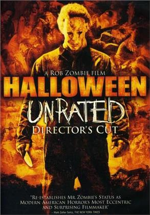Halloween (2007) (Director's Cut, Unrated)