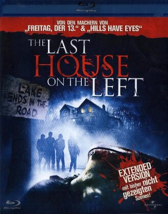 The Last House on the Left (2009) (Extended Edition, Kinoversion)