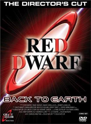 Red Dwarf - Back to Earth - Series 9 (Director's Cut, 2 DVD)