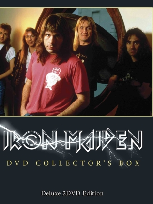 Iron Maiden - DVD Collector's Box (Box, Collector's Edition, Inofficial, 2 DVDs)