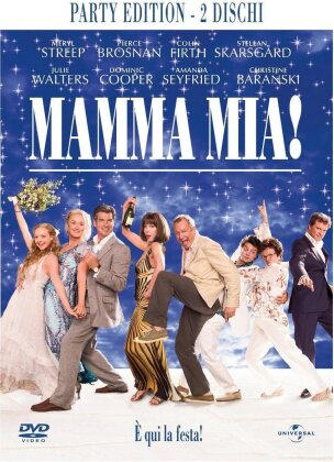 Mamma Mia! - (Ultimate Party Edition 2 DVD) (2008)